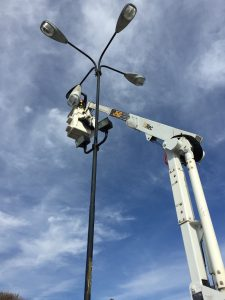 Parking Lot Light Repair Jonesboro Ar